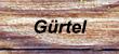Gürtel