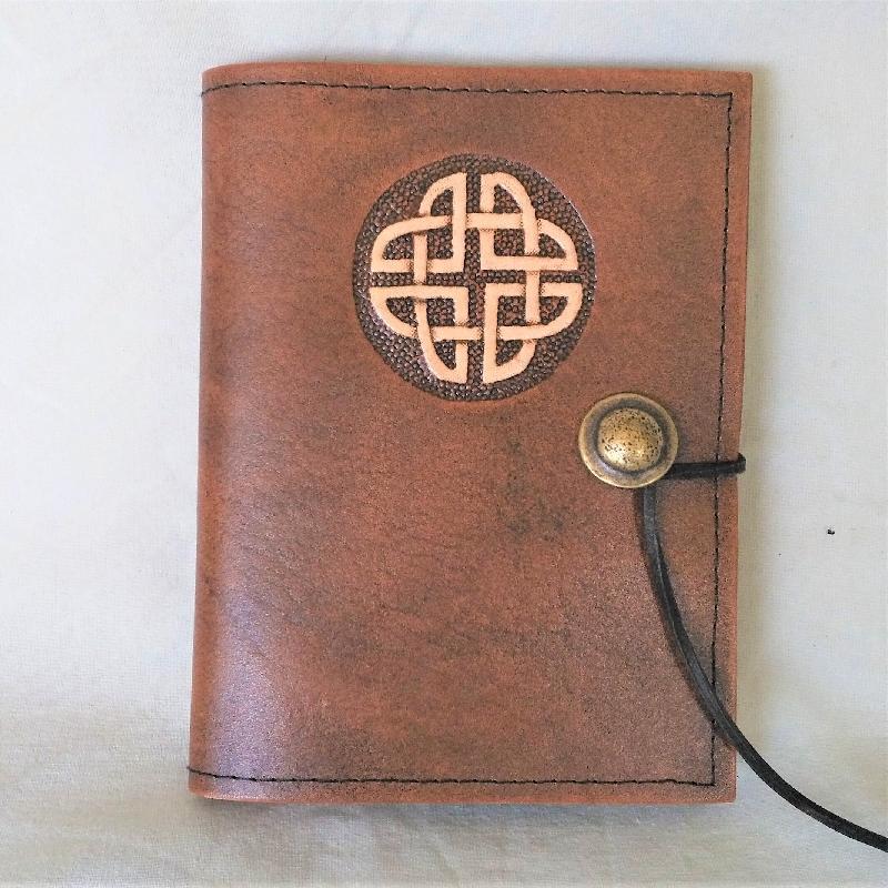 Lederwelten Keltischer Knoten Buch
