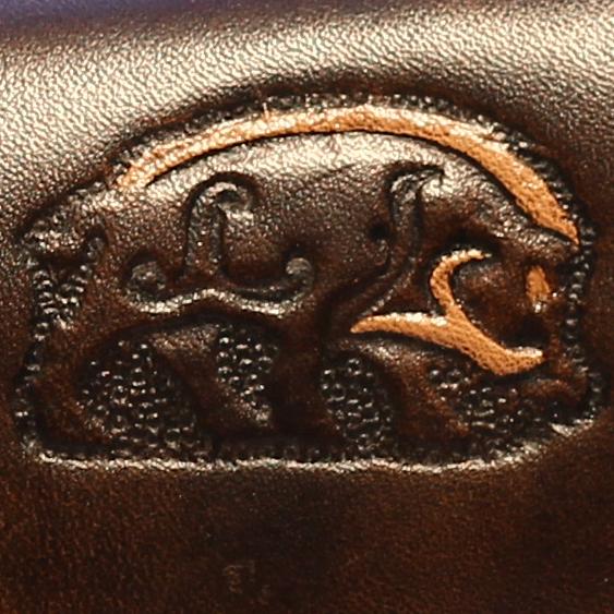 Muster keltischer Eber