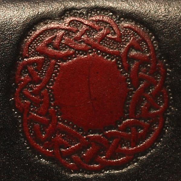 Muster Knoten Kreis