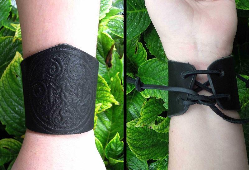 Lederwelten Omnia Armband