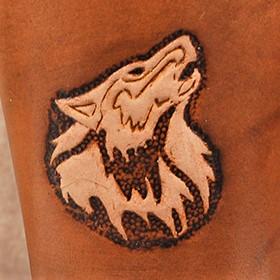 Lederwelten Wolf Gürteltaschen